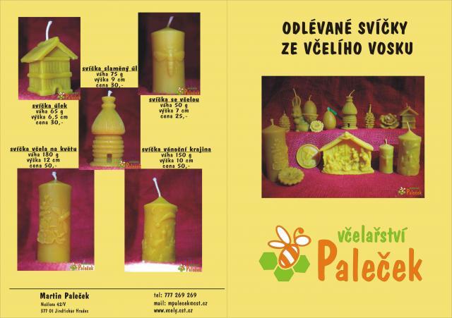 Katalog svíčky