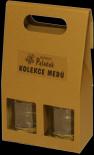 Dárková kolekce medů 2 x 0,5Kg cena 210,-Kč