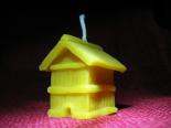 svíčka domeček